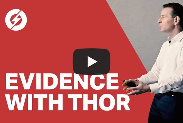 Talking Evidence with THOR Photomedicine