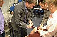 Laser Therapy Hands on Training